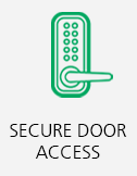 Secure Door Access